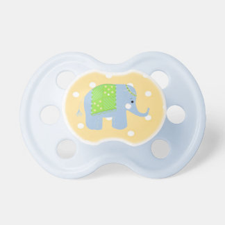 Baby Indian Style Elephant Pacifier