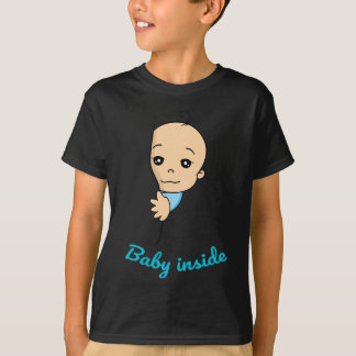 Baby insider babies baby pregnancy T-Shirt
