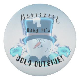 Baby it's Cold Outside,  Brrr Eraser