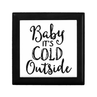 Baby it's Cold Outside Gift Box