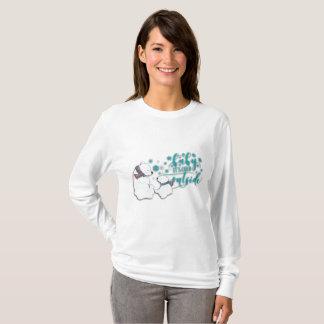 Baby Its Cold Polar Bears T-Shirt
