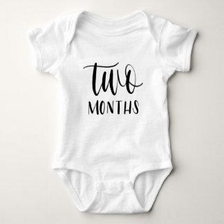 Baby Jersey Bodysuit - 2 Months
