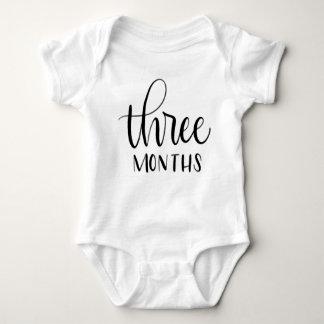 Baby Jersey Bodysuit - 3 Months
