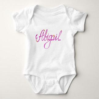 Baby Jersey Bodysuit Abigail
