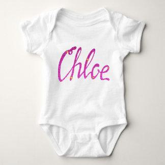 Baby Jersey Bodysuit Chloe