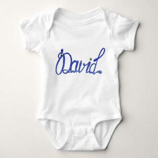 Baby Jersey Bodysuit David