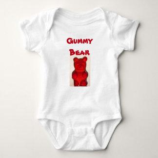Baby Jersey Bodysuit GUMMY BEAR