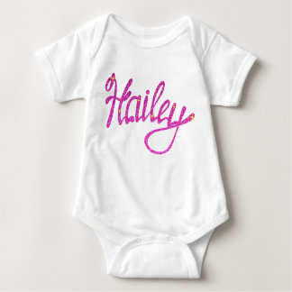 Baby Jersey Bodysuit Hailey