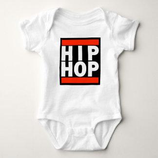 Baby Jersey Bodysuit - HIP HOP!