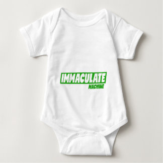 Baby Jersey Bodysuit - Immaculate Machine