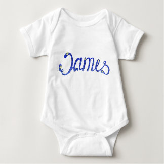 Baby Jersey Bodysuit James