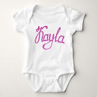 Baby Jersey Bodysuit Kayla