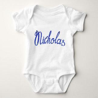 Baby Jersey Bodysuit Nicholas