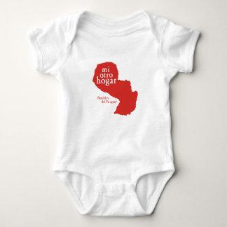 Baby Jersey Bodysuit PARAGUAY