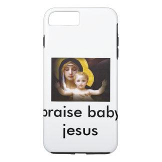 baby jesus phone case