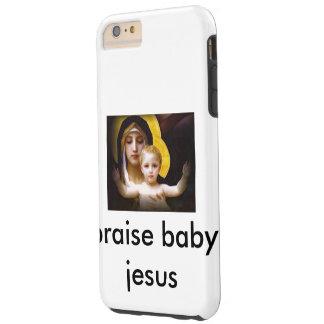 baby jesus phone case tough iPhone 6 plus case