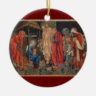Baby Jesus Religious Christmas Ornament