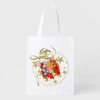 Baby Jesus Reusable Bag