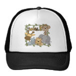 Baby Jungle Animals Tshirts and Gifts Hat