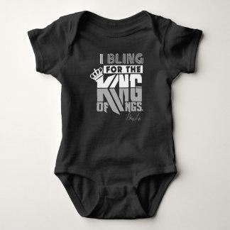 Baby King of Kings Jersey Bodysuit