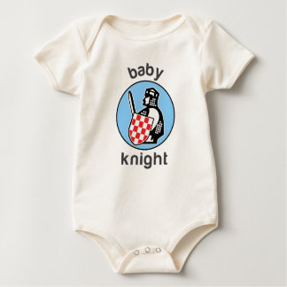 Baby Knight jumpsuit Baby Bodysuit