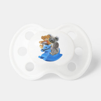 BABY KOALA BEAR DREAMS PACIFIER