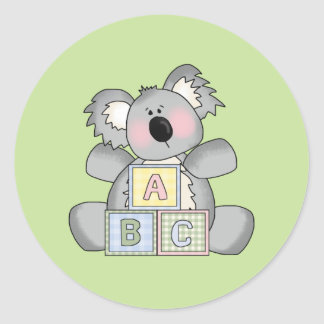 Baby Koala Bear Sticker