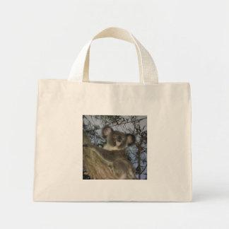 Baby Koala Mini Tote Bag