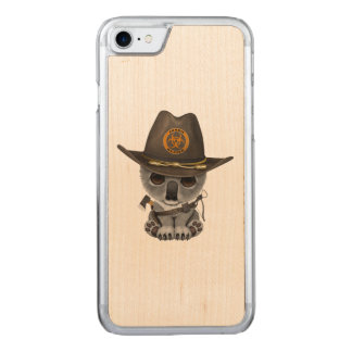Baby Koala Zombie Hunter Carved iPhone 8/7 Case