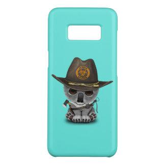 Baby Koala Zombie Hunter Case-Mate Samsung Galaxy S8 Case