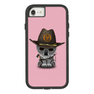 Baby Koala Zombie Hunter Case-Mate Tough Extreme iPhone 8/7 Case