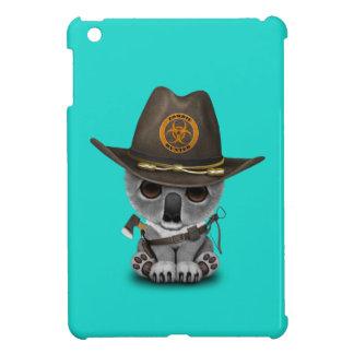 Baby Koala Zombie Hunter iPad Mini Case