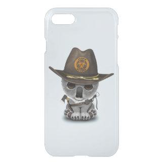 Baby Koala Zombie Hunter iPhone 8/7 Case