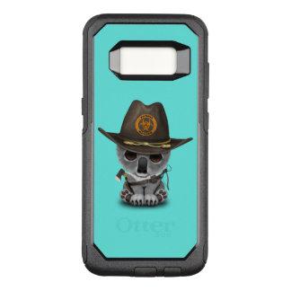 Baby Koala Zombie Hunter OtterBox Commuter Samsung Galaxy S8 Case