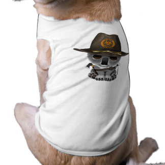 Baby Koala Zombie Hunter Shirt