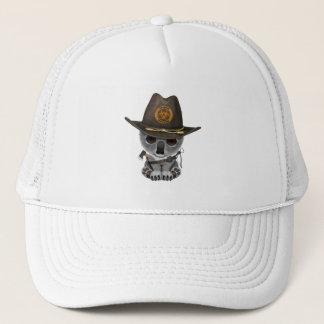 Baby Koala Zombie Hunter Trucker Hat