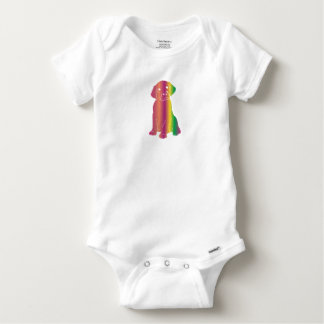 Baby Lab Love Baby Onesie