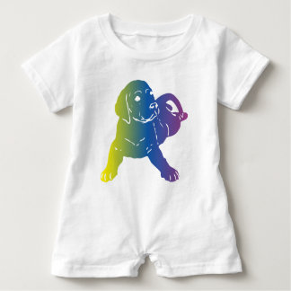 Baby Lab Love Baby Romper