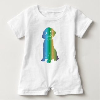 Baby Lab Love! Baby Romper