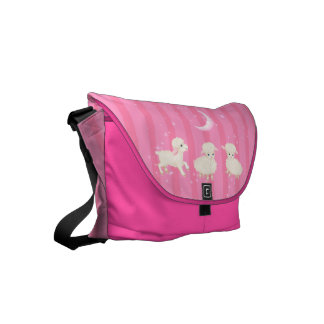 Baby Lambs Commuter Bags