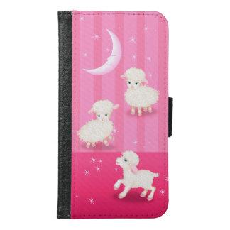 Baby Lambs Samsung Galaxy S6 Wallet Case