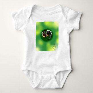 Baby Lantern Lung baby bodysuit