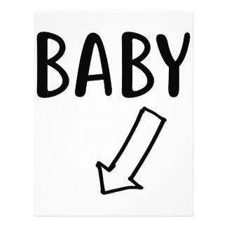 Baby Letterhead
