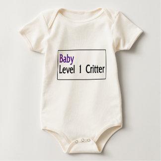 Baby: Level 1 Critter Baby Bodysuit