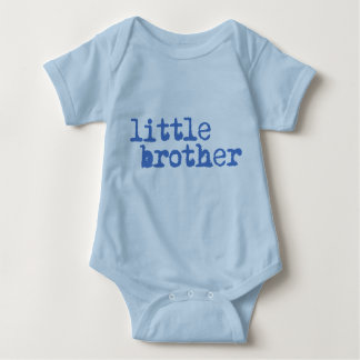 Baby Little Brother Baby Bodysuit