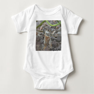 "Baby ""Little Mikey"" One Piece Baby Bodysuit"