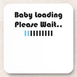 Baby loading couple maternity Mom to be Coaster