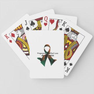 Baby Loss Awareness Playing Cards