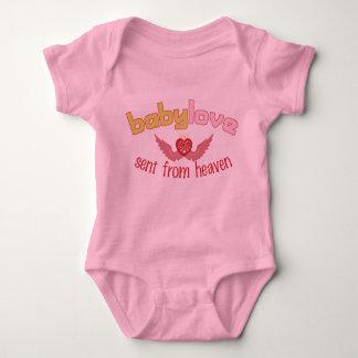 Baby Love Christian infant t-shirt (girl's)