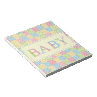 BABY LOVE COLLECTION NOTEPADS